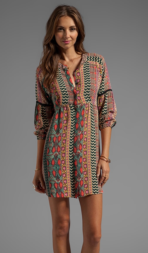Shakeela Shirt Dress