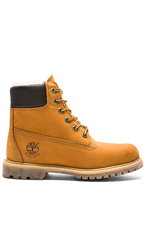 Timberland 6' Premium Boot in Tan