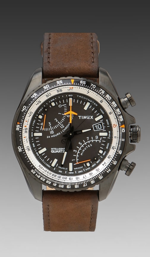 Aviator Flyback Chronograph