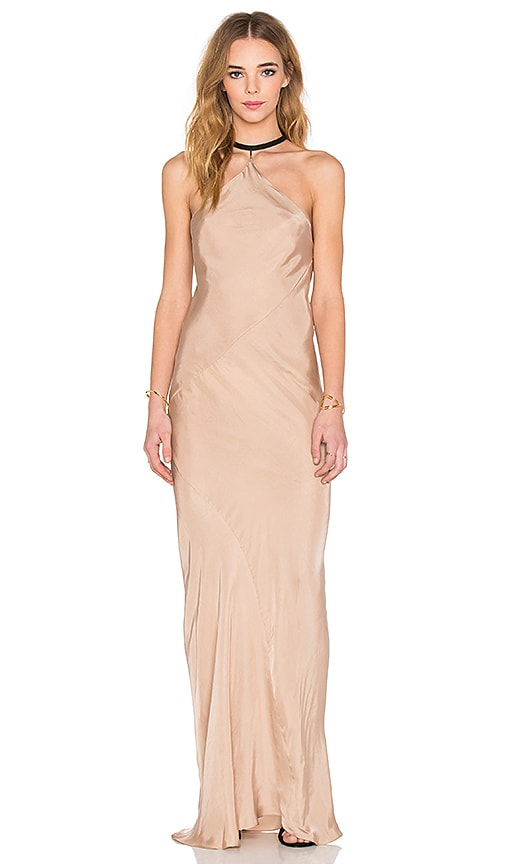 TITANIA INGLIS x REVOLVE Drop Dress in Beige