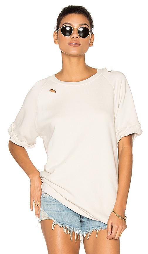 TYLER JACOBS Hayes Sweatshirt in Beige