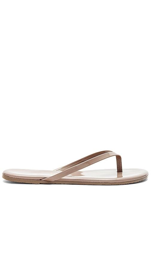 TKEES Sandals in Custard