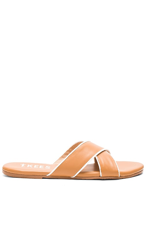 TKEES The Danny Sandal in Butterum