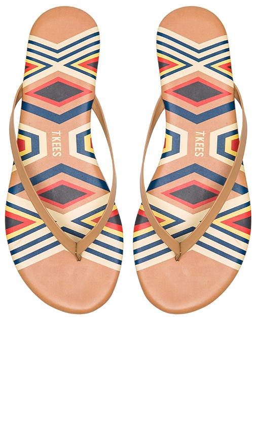 TKEES Nail Art Sandal in Jaya