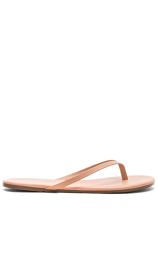 Foundations Flip Flops in Blush. - size 10 (also in 5,6,7,8,9) Tkees