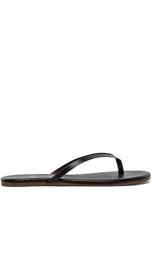 TKEES Sandal in Black