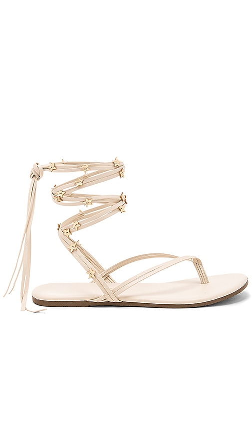 LILY WRAP SANDAL TKEES
