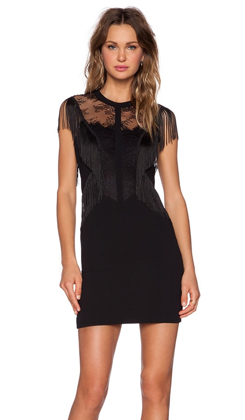1c521429049 Fringe Lace Dress. Fringe Lace Dress. The Kooples