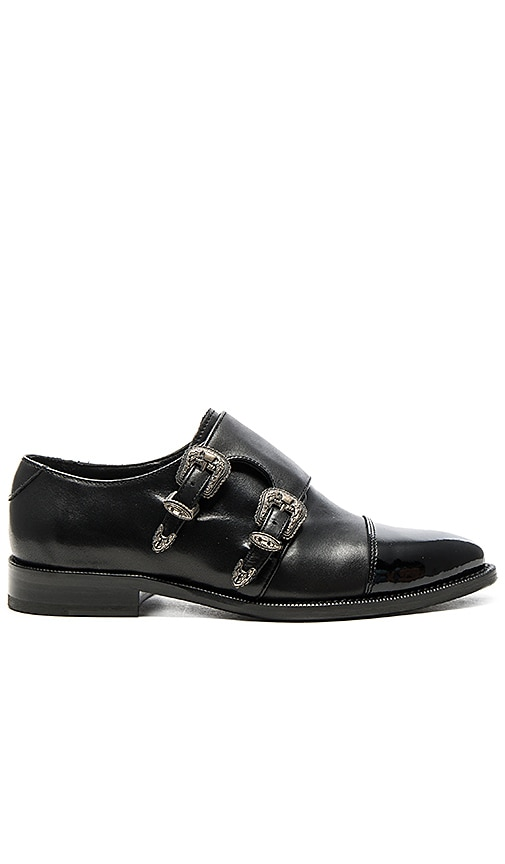 Double Buckle Loafer