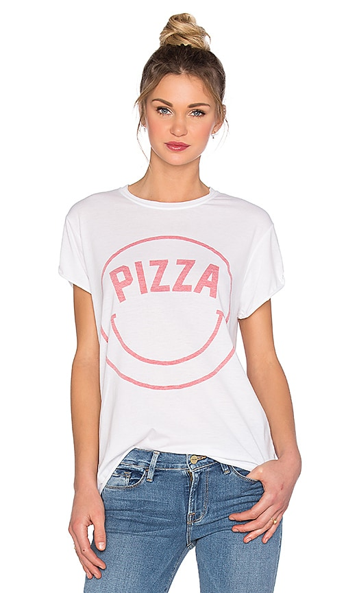 Pizza Face Rolling Tee