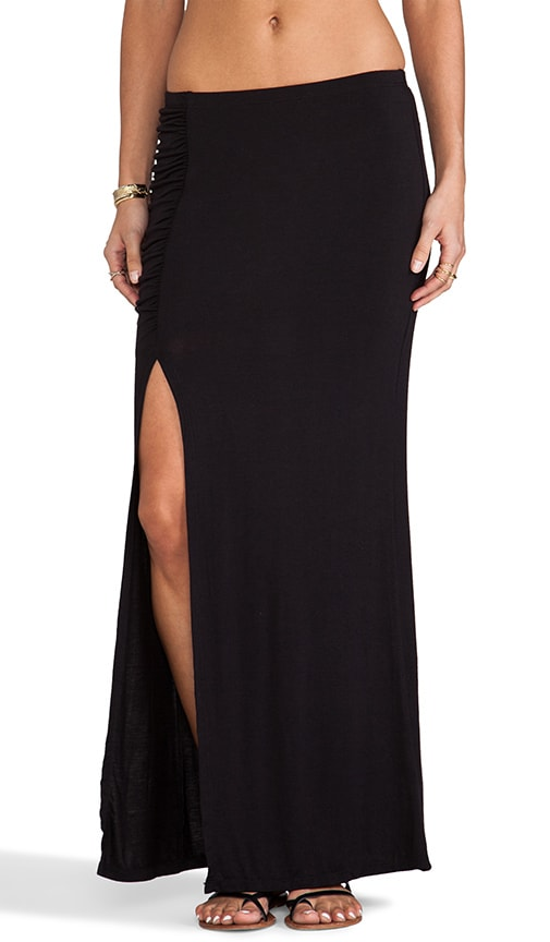 Diamond High Slit Maxi