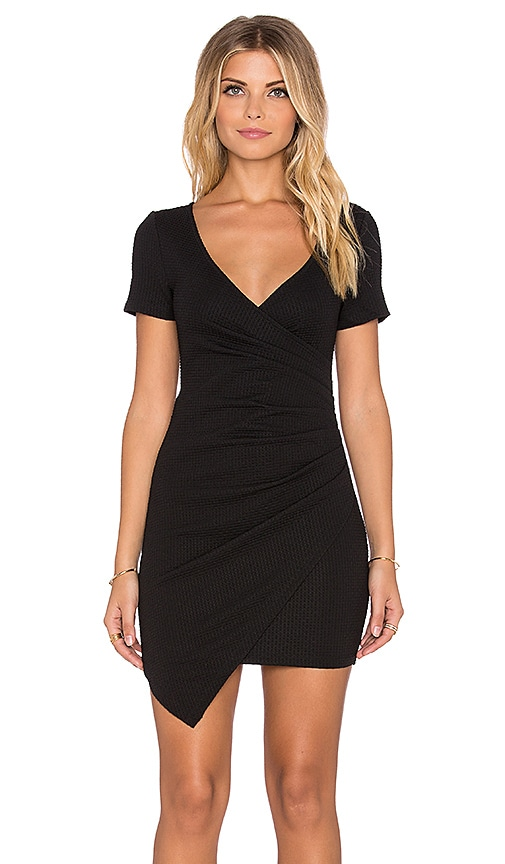tiger Mist Sweet Life Dress in Black