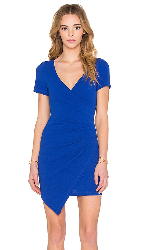 tiger Mist Sweet Life Dress in Blue