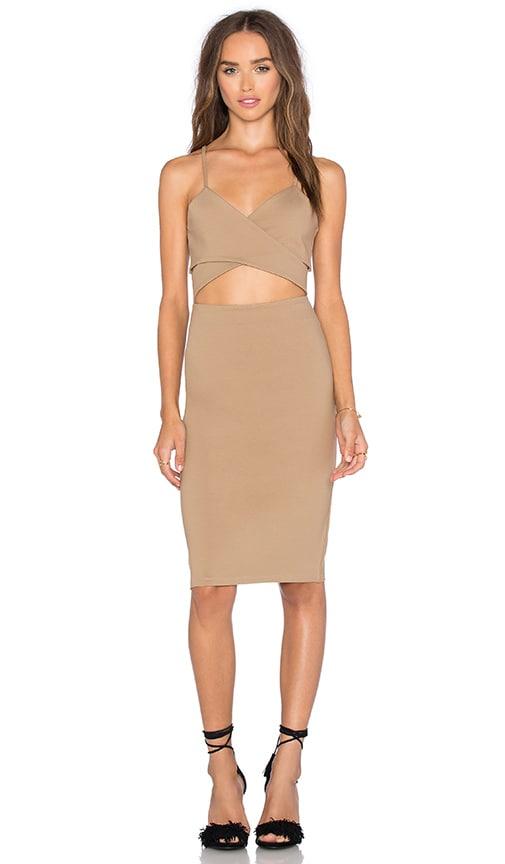 Sweet Talk Midi Dress