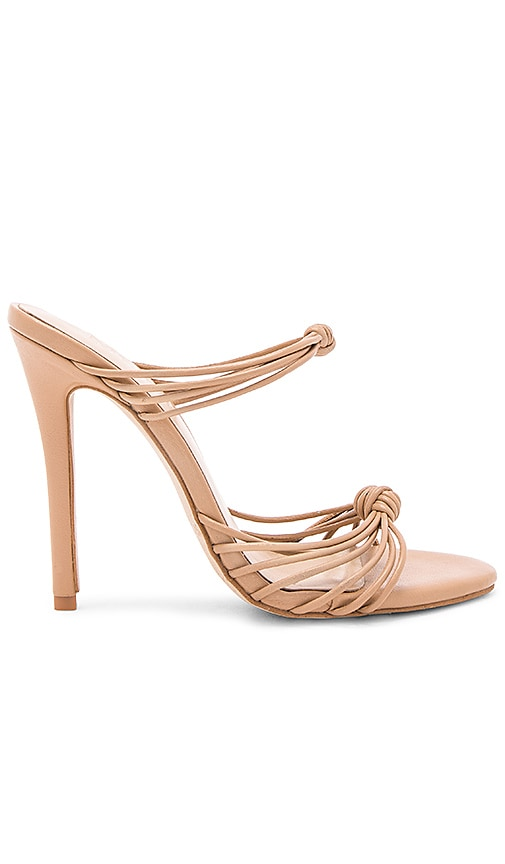 The Mode Collective Limitless Sandal in Tan