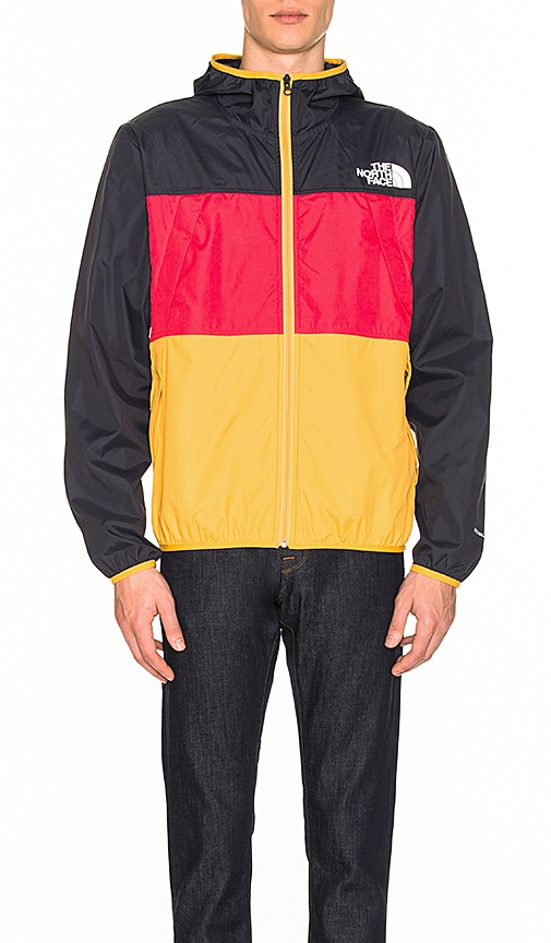 The North Face Telegraph Wind Jacket in Blue