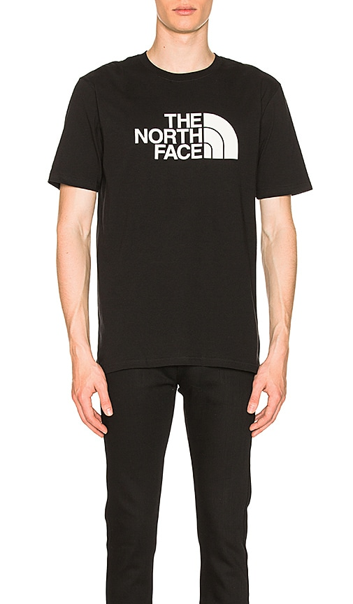 The North Face Half Dome Tee in Black