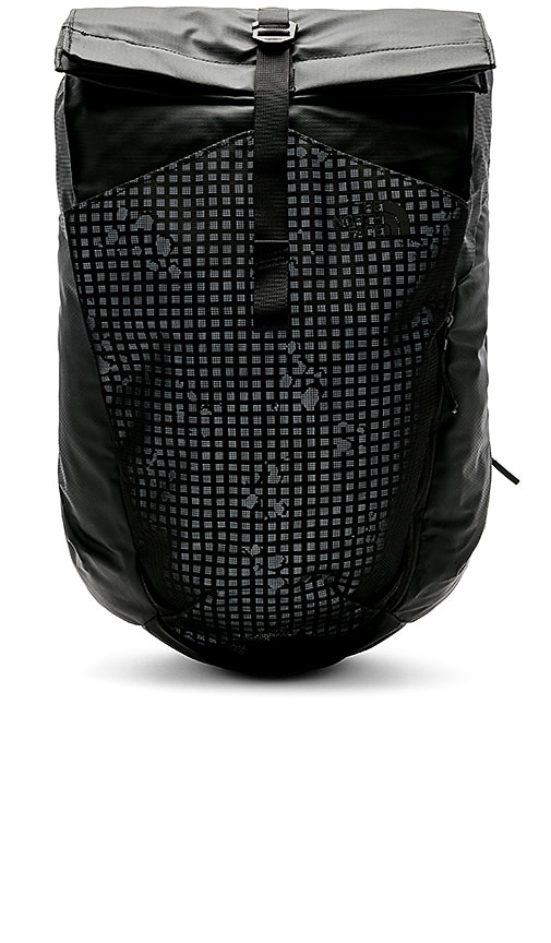 north face tnf black backpack