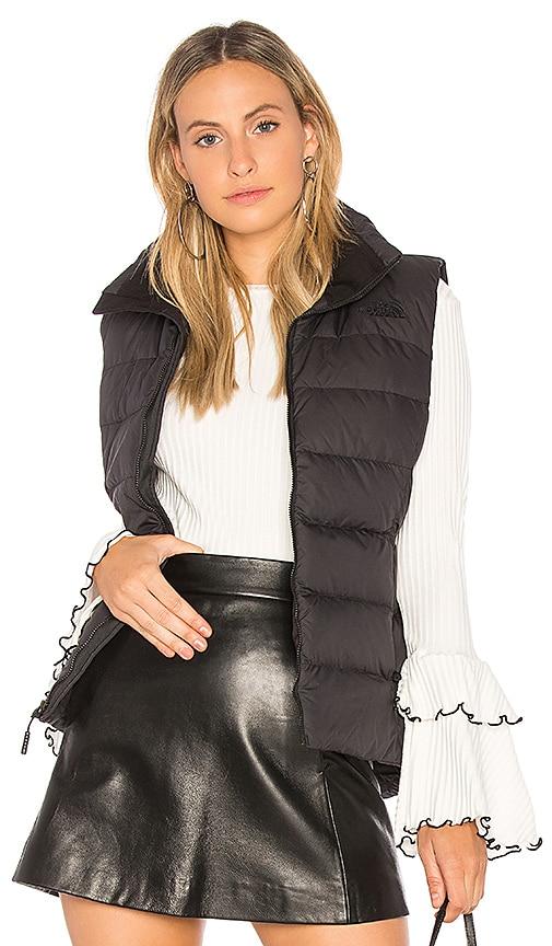The North Face Nuptse Vest in Black