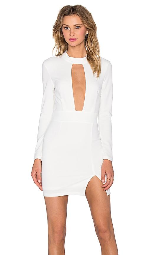 Toby Heart Ginger x Love Indie Gigi Mini Dress in White