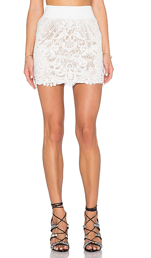 x Love Indie Fit For A Queen Skirt