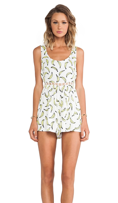 Banana Rama Playsuit