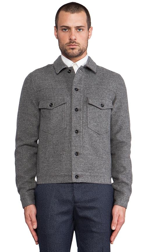 Wool Jean Jacket