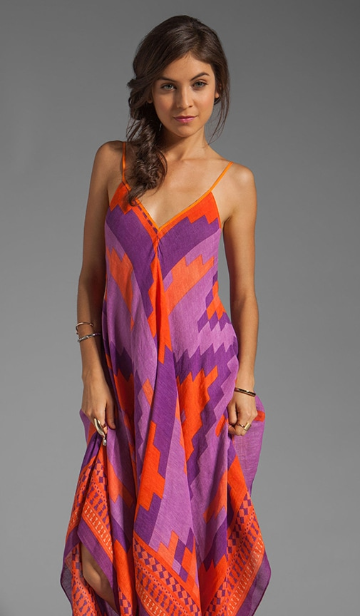 Andes Scarf Dress