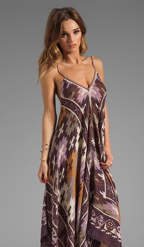 Tikal Scarf Dress