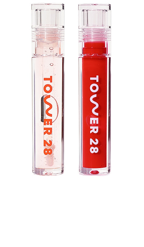 Lip Jelly Duo by Tower 28