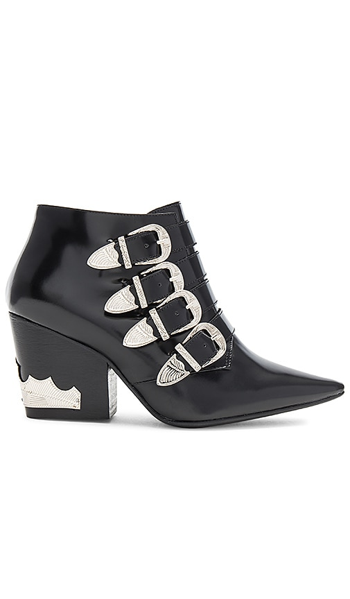 Toga BUCKLE HEELED BOOTIE