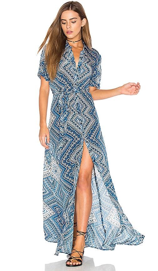 Tolani Amanda Dress in Blue