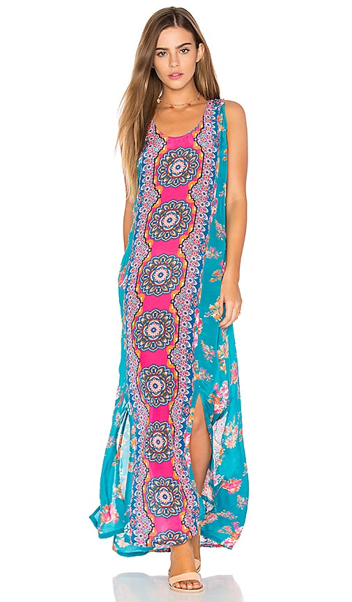 Tolani Kendall Dress in Blue
