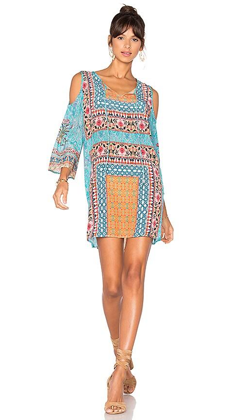Tolani Robyn Dress in Blue