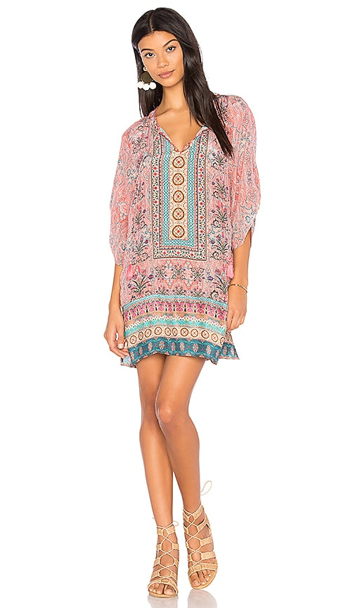 Tolani Evie Mini Dress in Pink