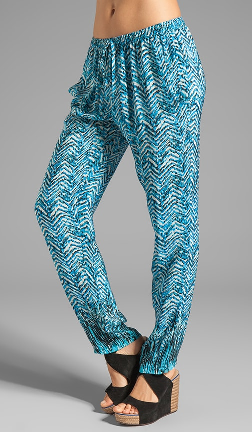 Carrie Silk Pant