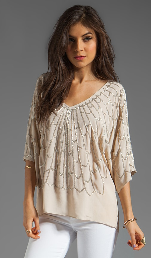 Diana Embellished Blouse
