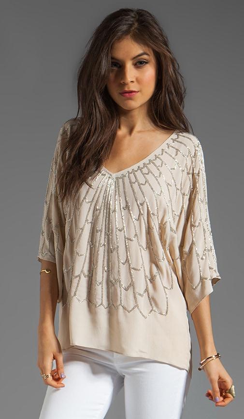 Diana Embellished Blouse