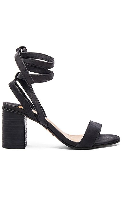 Tony Bianco Fortune Heel in Black