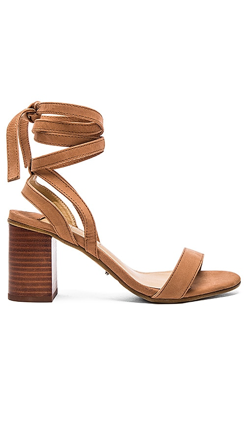 Tony Bianco Fortune Heel in Tan