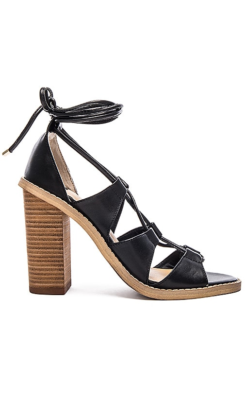 Tony Bianco Kristen Heel in Black
