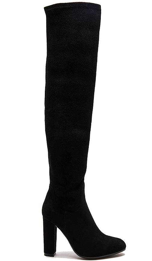 Tony Bianco Taj Boot in Black