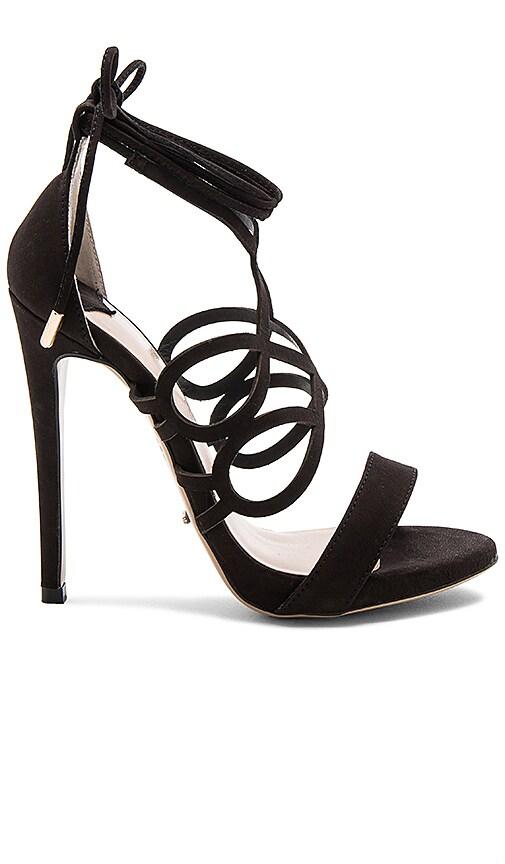 Tony Bianco Arna Heel in Black
