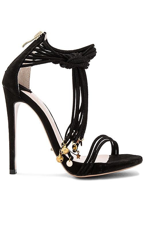 Tony Bianco x BEC&BRIDGE Alexis Heel in Black