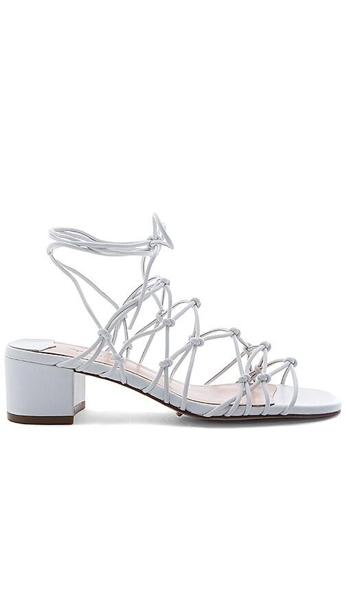 Tony Bianco Mocca Heel in White
