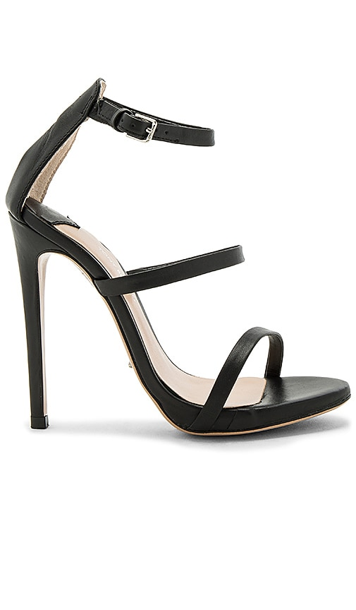 Tony Bianco Atkins Heel in Black