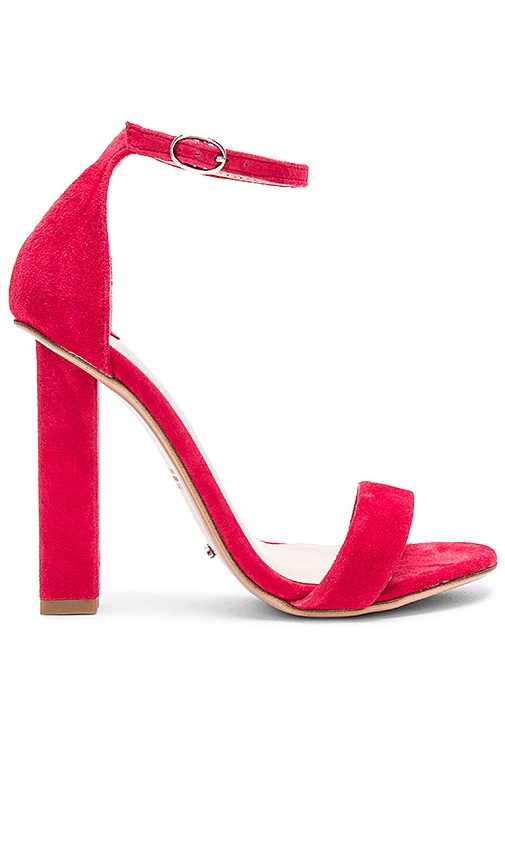 Tony Bianco Kashmir Heel in Red