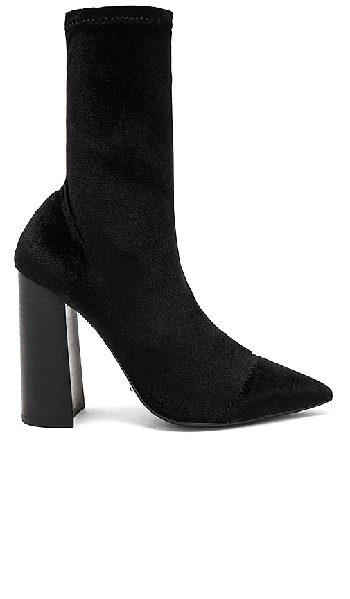 TONY BIANCO Diddy Stretch Bootie in Black
