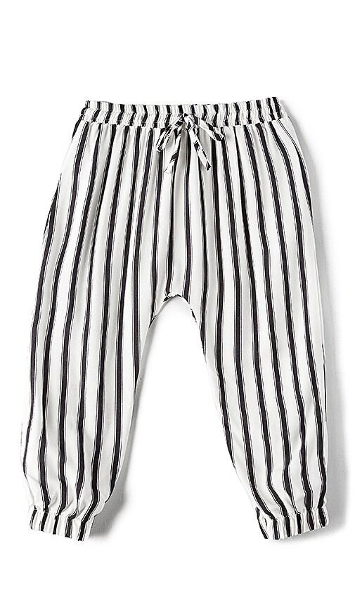 Tori Praver Swimwear Keiki Maris Harem Pant in White