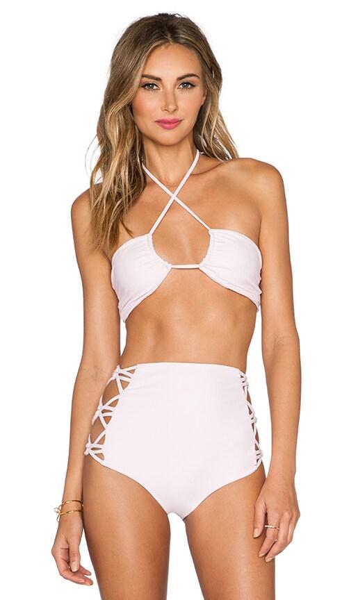 Lotus Bikini Top